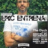 Sunday Sunset Sessions @ The Deck - Nusa Lembongan | DJ ERIC ENTRENA 2017