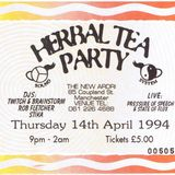 Twitch and Brainstorm (Pure Edinburgh) at Herbal Tea Party, The New Ardri, Manchester 14 April 1994