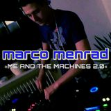 marco menrad - ME AND THE MACHINES 2.0