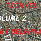 Techyes Volume 2 cd 1