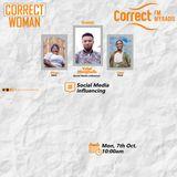 Correct Woman | Social Media Influencers