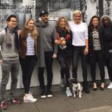 Hoxton Fashion x Pitch It, Mooch + Social Pantry