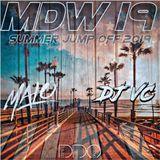 DJ Malo & DJ VC - MDW 2019 Summer Jump Off Mix @dopedjsonly