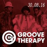 Groove Therapy - 30th August 2016
