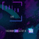 Balen - K.E.N warmup Facebook live 2018.03.21.