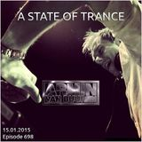 Armin Van Buuren – A State Of Trance, ASOT 698 – 15-01-2015