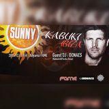 SUNNY feat. KABUKI 11,DEC,2015 @FAMEAOYAMA