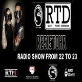 Radio rtd present on air resistohr podcast #81