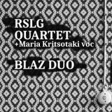 RSLG quartet & Maria Kritsotaki - Live at Chimeres.Space