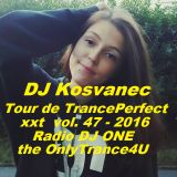 DJ Kosvanec (CZ) - Tour de TrancePerfect xxt. vol.47-2016 (Uplifting mix)