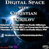 Digital Space Episode 060 with Christian Kirilov