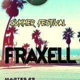 Fraxell / Het Fm Summer Festival (29/07/2014)