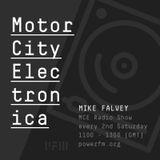 Mike Falvey - 'MCE Radio 009 - 9th January 2016' - DJ Mix