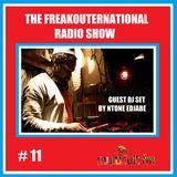 The FreakOuternational Radio Show # 11 06/06/14