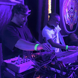 Sub Bass Snarl live at Club Kooky Jan 1 2016 at the Red Rattler, Sydney.
