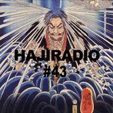 HAJIRADIOSHOW#43(The Cube Guys Mix)