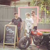 Deny Roxtaz - Cueplay Cafe Sessions Vol 2 Halloween @ Bali