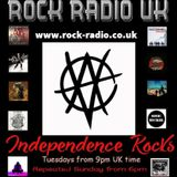 Independence Rocks with Rock Radio Uk & Paul from Vile Assembly