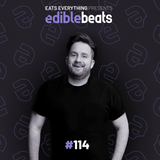 Edible Beats #114 live from Forty Five, Hasselt