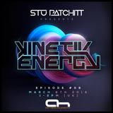 Stu Patchitt - Kinetik Energy EP 08 - March AHFM