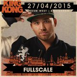 Down With The King mixtape by FULLSCALE