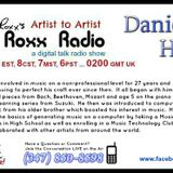 Pop Roxx Radio Guest Appearance May 31st, 2017