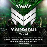 W&W - Mainstage 373 Podcast