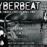 Suburbass-Live at Cyberbeat LINE 12-12-2008