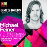 The Beatshakers Radio Show - Guest Mix by Michael Feiner