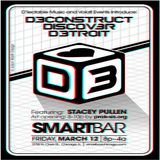 Stacey Pullen @ Deconstruct Discover Detroit- SmartBar, Chicago- March 12, 2010