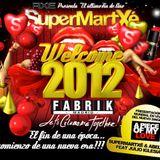 David Garro & Edu Beat @ Fabrik-Nochevieja Supermartxe 2012
