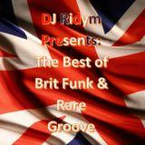 Brit Funk & Rare Groove