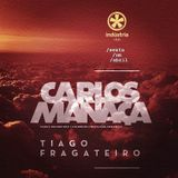 Carlos Manaca LIVE @ INDUSTRIA CLUB | Oporto, Portugal
