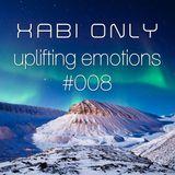 XABI ONLY - UPLIFTING EMOTIONS 008 (26-06-2012)