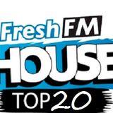 De top 20 van de Fresh fm House top 1000 2017