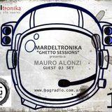 Dj Mauro Alonzi - Mardeltronika Ghetto Sessions - Noviembre 2016 - Deep House
