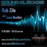 Sound Kleckse Radio Show 0155.2 - Jens Mueller - 17.10.2015
