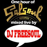One Hour of Salsoul mixed live at Cafe Galleri in Grimstad in Norway