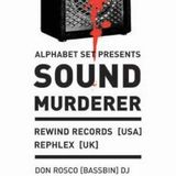 Soundmurderer - Live At The Alphabet Set