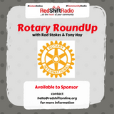 #RotaryRoundup - 9 July 2019 - Interview with Jeff Stubbs
