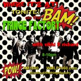 Fringe Factory Radio Show Aug. 20th 2014