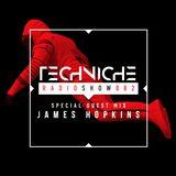 TRS082 Techniche Radioshow: James Hopkins Guest Mix