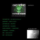 set para radio acidic infektion