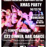 Lunchbreak Live (9th Dec 2016) | WCIA & Cardiff Voluntary Sector Christmas Party