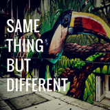 Rouchos - Same Thing But Different - Drum n Bass Mix-up