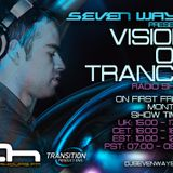 Seven Ways - Vision of Trance 053 (Guest Tay Charles)