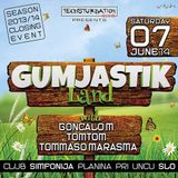 HASANI -  Gumjastik land set (klub sinfonija) 2014