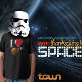 Live at WTF!? Thanksgiving...In Space!