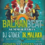 BALKAN BEAT SUMMER PARTY 2013 - compiled by dj Stoner