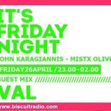 Val | LIVE DJ Set [at] Biscuit Radio | It's Friday Night Radio Show